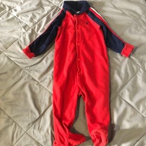 Ralph Lauren Full body Footsie 9 mo